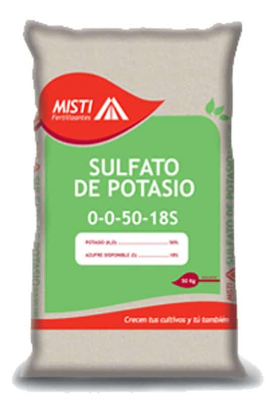 Sulfato de Potasio