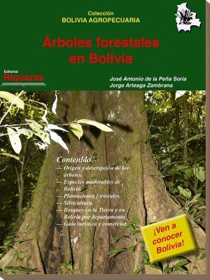 Árboles forestales y maderables
