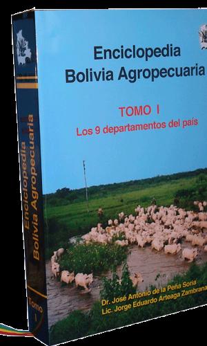 Enciclopedia Bolivia Agropecuaria Tomo 1